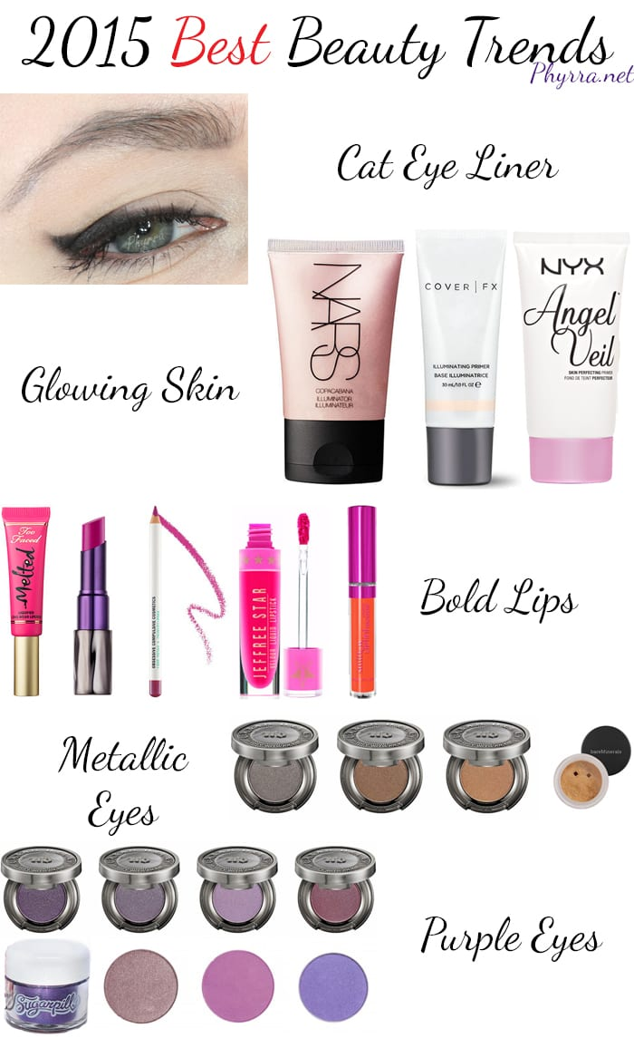 Best Beauty Trends for 2015