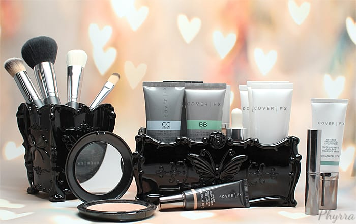 Best Brand Cover FX - Mid to High End Cruelty Free and Vegan Beauty