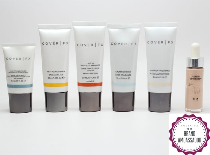 Cover FX Primers