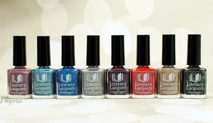 Literary Lacquers Magic and Mysteries Collection