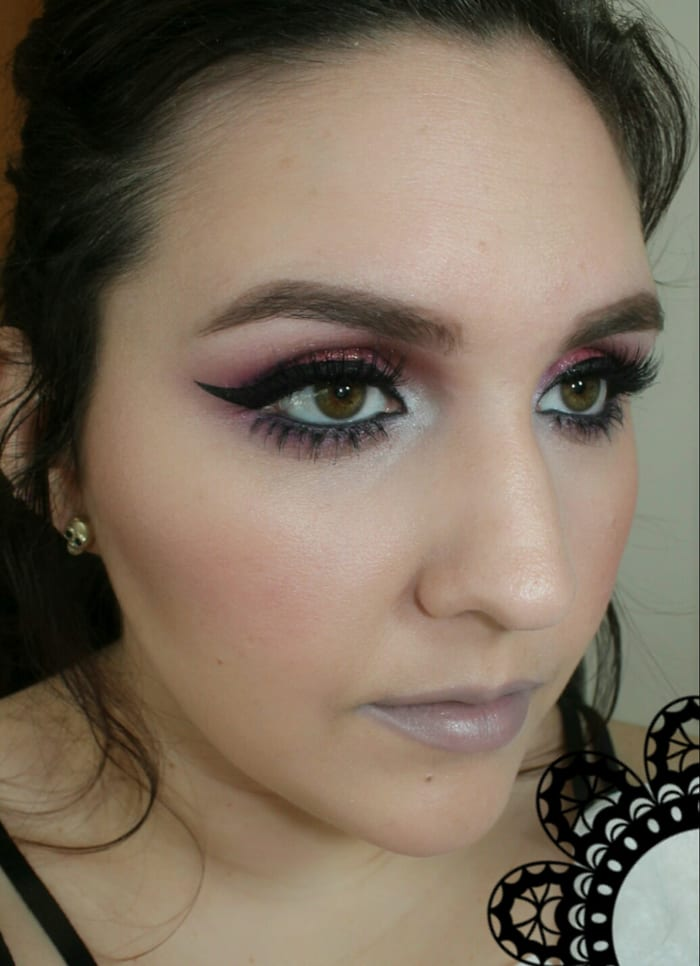 Sugarpill Supercharged Candy Crush Look