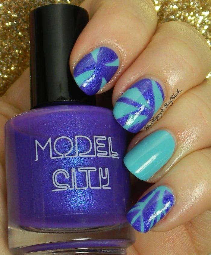 Model City Purple Dragon