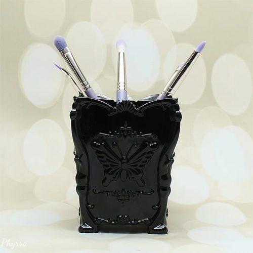 Bdellium Purple Bambu Sultry Eyes 5pc. Brush Set Review
