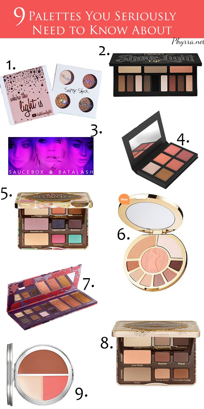 9 Cruelty Free Palettes You Seriously Need to Know About - Phyrra.net