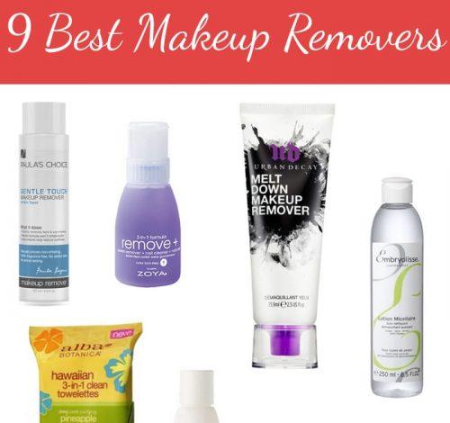 9 Best Cruelty Free Makeup Removers