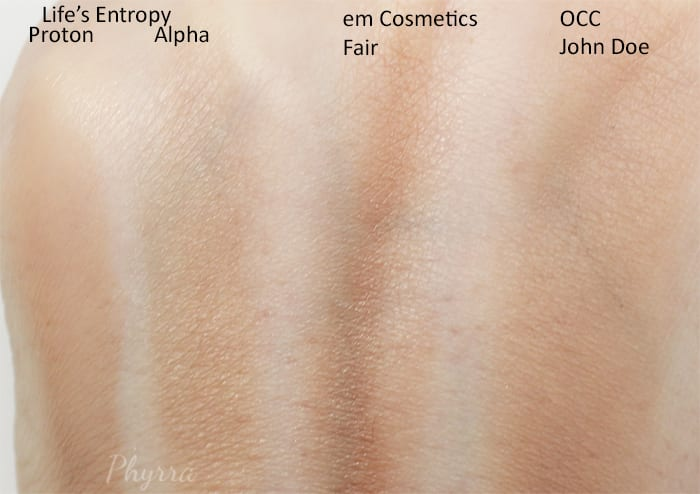Cruelty Free Contouring Creams for Pale Skin - Phyrra.net