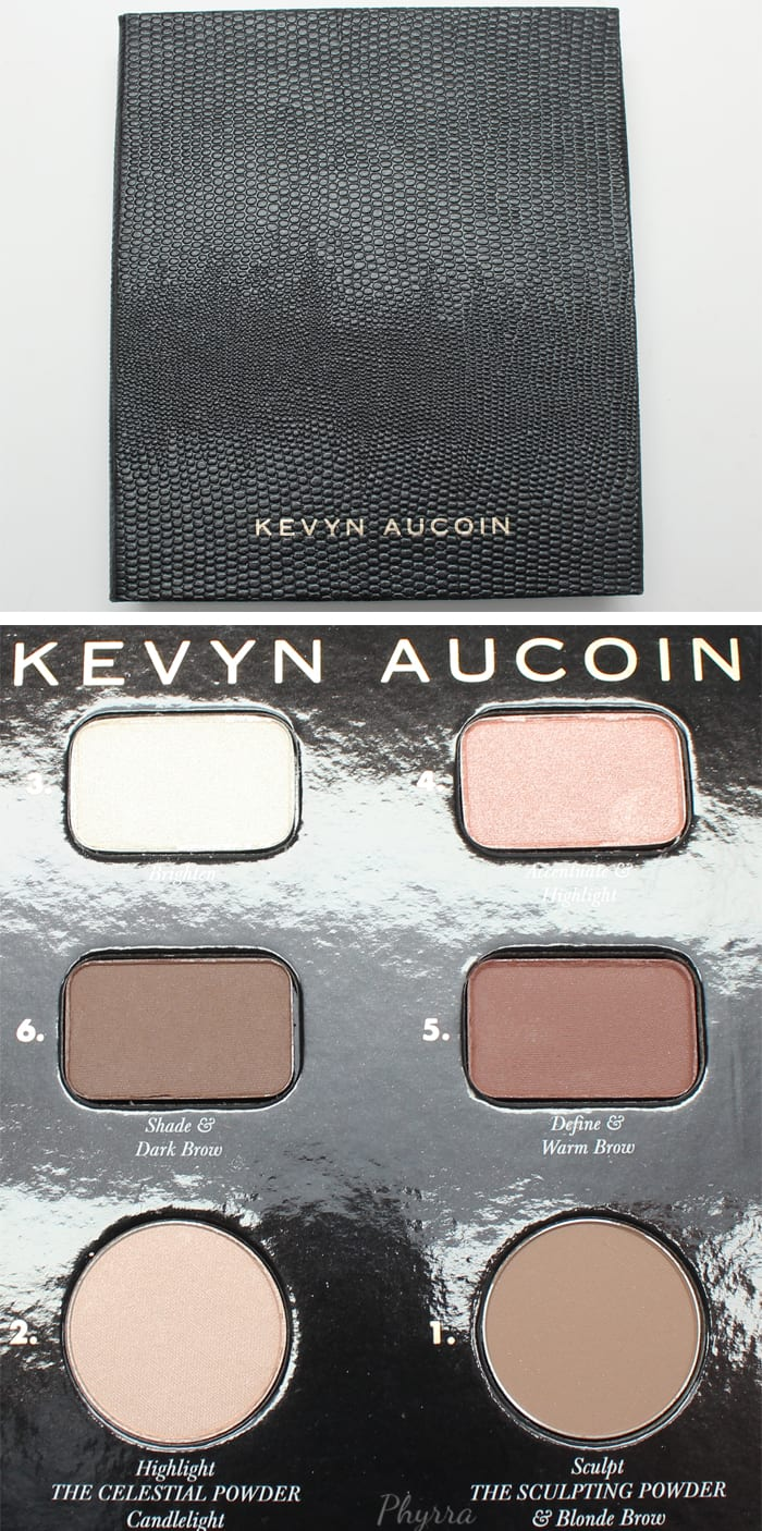 Kevyn Aucoin The Contour Book The Art of Sculpting + Defining - Phyrra.net
