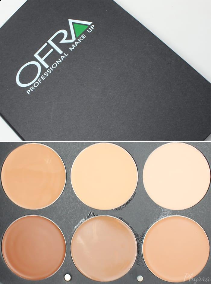 Ofra Cream Contour Palette - Phyrra.net