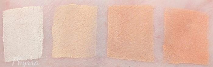 Silk Naturals Brightening Concealers