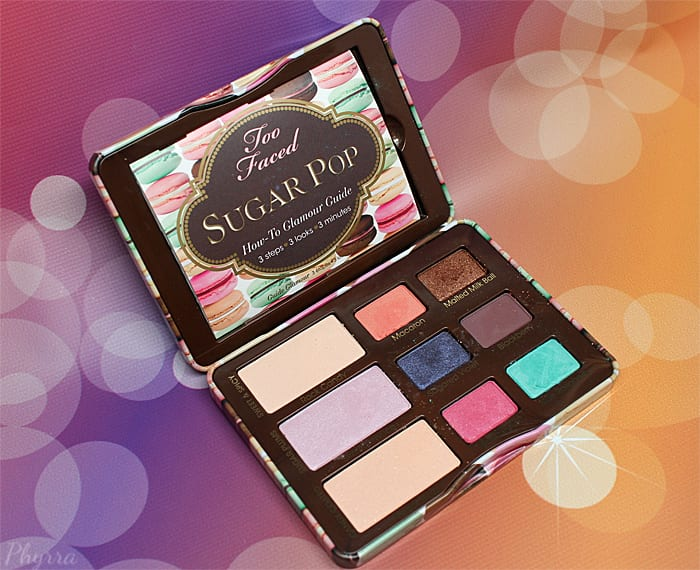 Too Faced Sugar Pop Palette Review