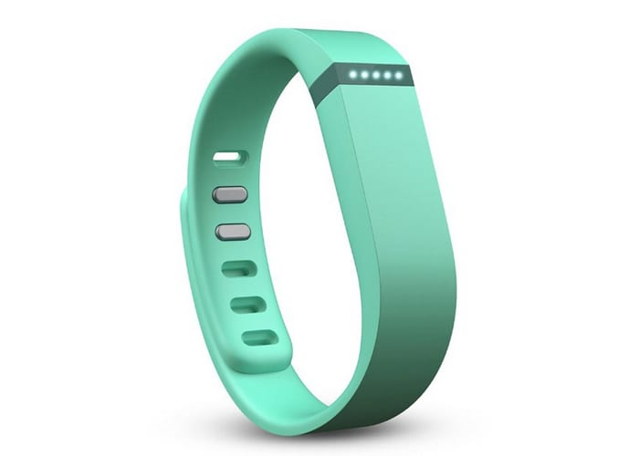 Teal Fitbit