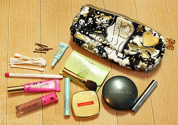 What's Inside my makeup bag