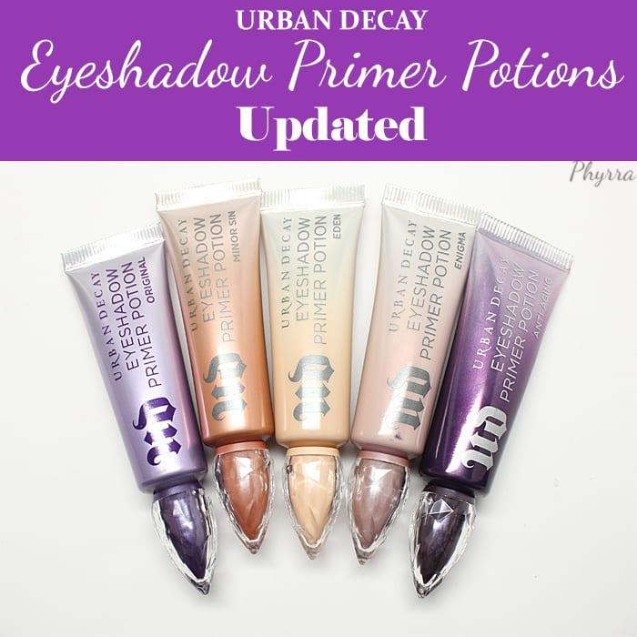 Urban Decay Eyeshadow Primer Potions