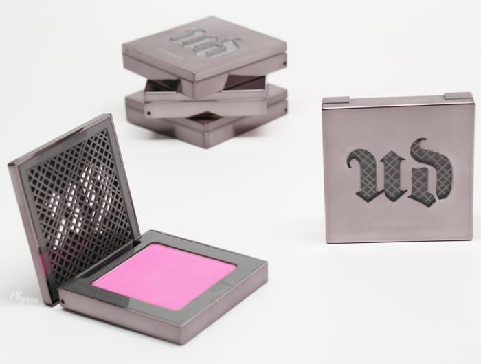 Urban Decay Afterglow Blushes