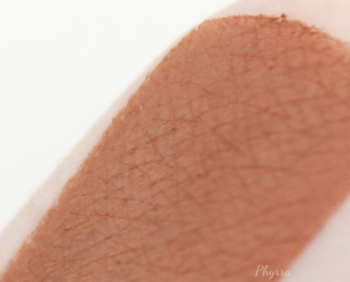 Urban Decay Beware Swatch