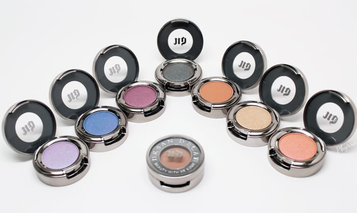 Urban Decay Summer 2015 Eyeshadows