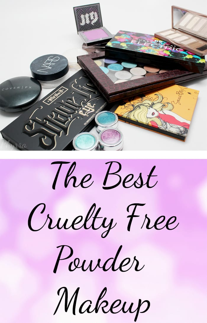 Best Cruelty Free Powder Beauty Products