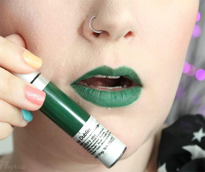 Fyrinnae Matte Liquid Lipstick Dublin