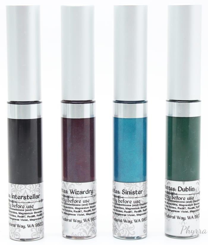 Fyrinnae Liquid Matte Lipsticks