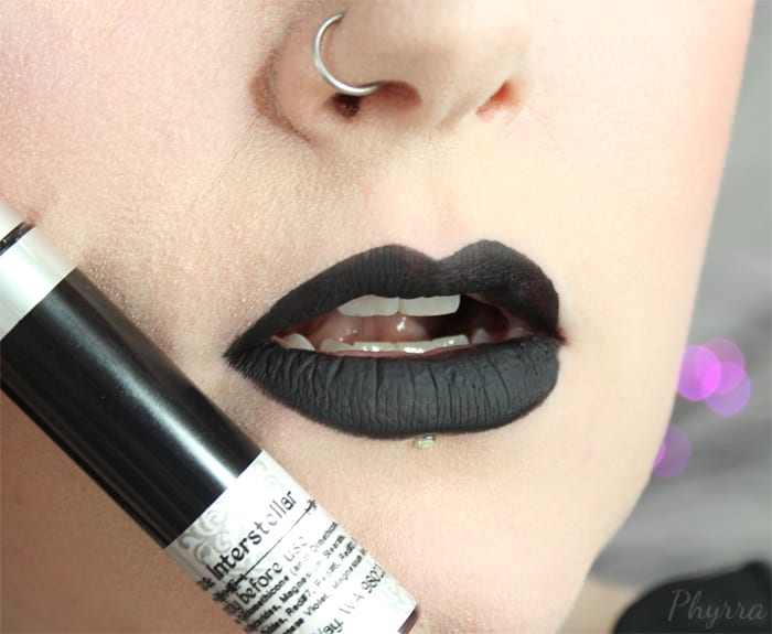 Fyrinnae Matte Liquid Lipstick Interstellar