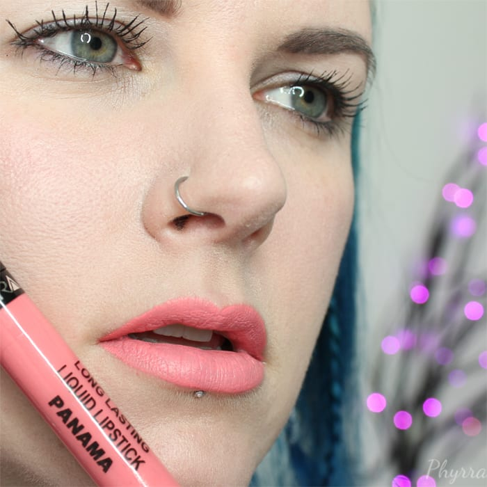 Ofra Long Wearing Liquid Lipstick in Panama