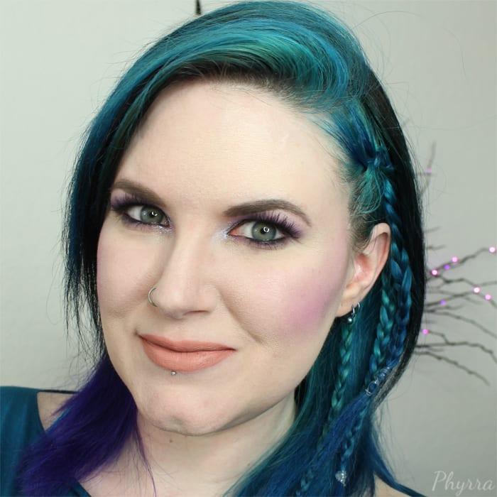 Wearing Ofra Cosmetics Long Wearing Liquid Lipstick in Sao Paulo