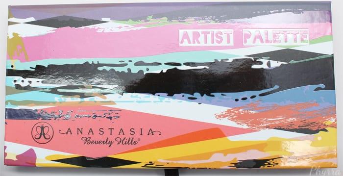 Anastasia Beverly Hills Artist Palette Review