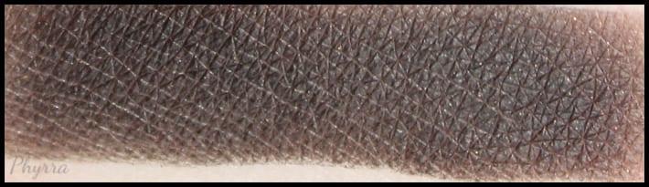 Anastasia Beverly Hills Artist Palette Coal Swatch