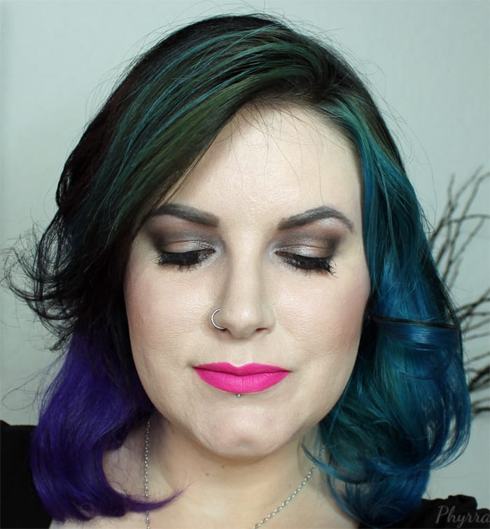 Wearing Anastasia Beverly Hills Party Pink