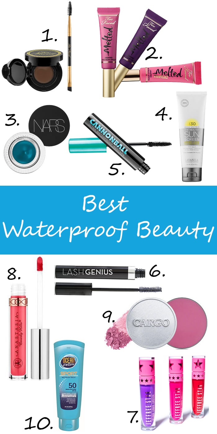 Top 10 Waterproof Beauty - Phyrra.net