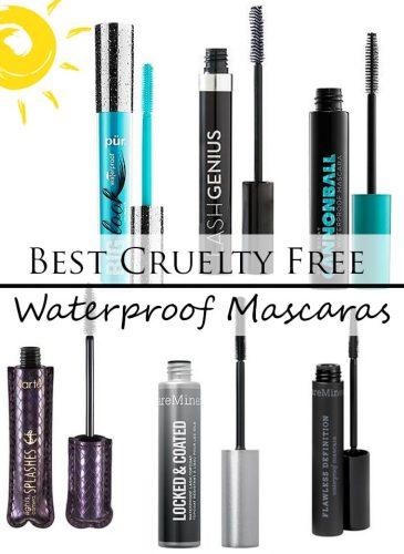 Best Cruelty Free Waterproof Mascaras