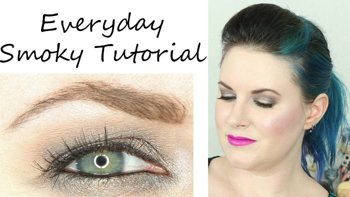 Urban Decay Everyday Smoky Tutorial