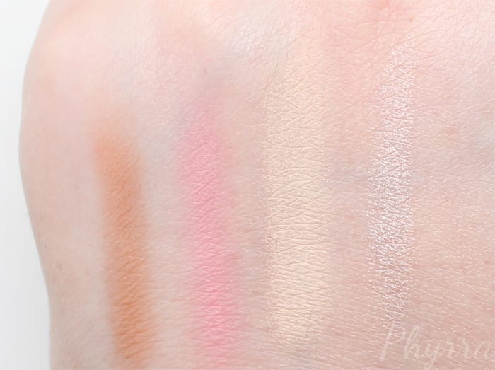It Cosmetics It's All About You Set Swatches Phyrra.net