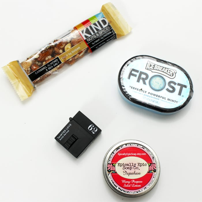 Mints and Snacks