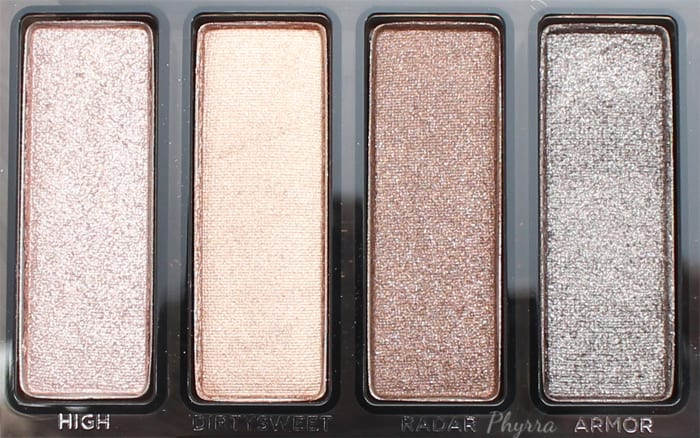 Urban Decay Naked Smoky Video Swatches