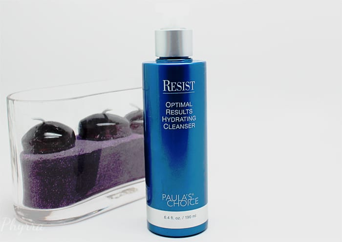 Paula's Choice RESIST Optimal Results Hydrating Cleanser Review