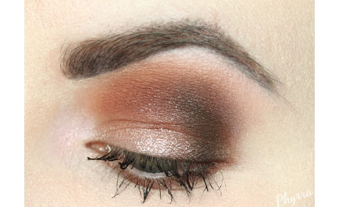 Anastasia Beverly Hills Pink Champagne Look On Hooded Eyes