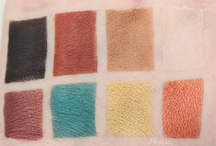 Saucebox Batalash Palette Swatches Video Review