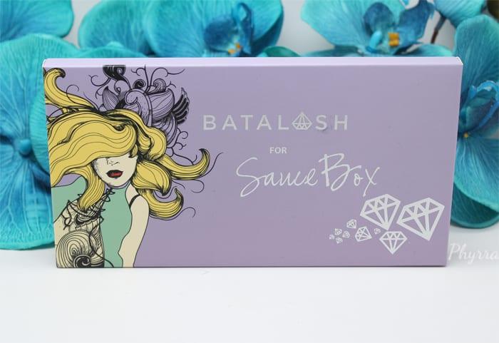 Saucebox Batalash Review Swatches Video