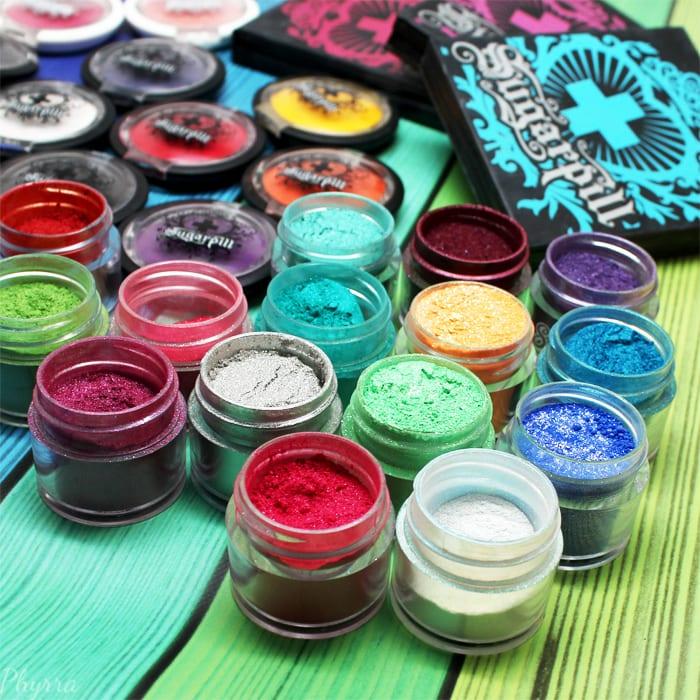 Sugarpill Rainbow Inspiration