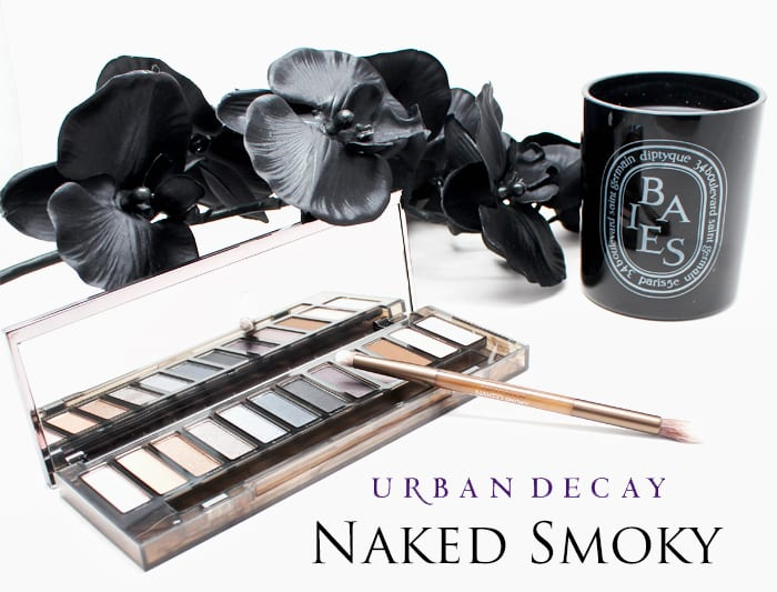 Urban Decay Naked Smoky Palette Swatches and Thoughts - Phyrra.net