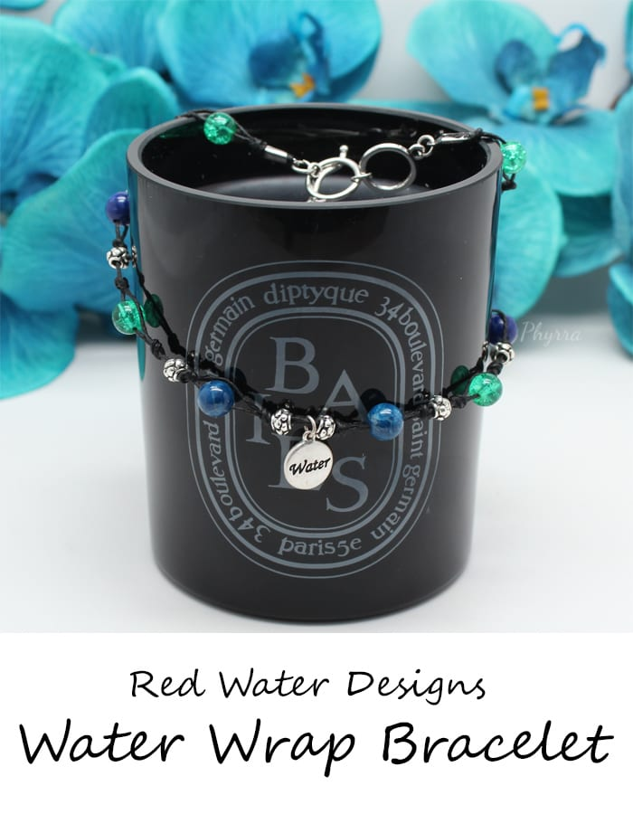 Red Water Designs Water Wrap Bracelet