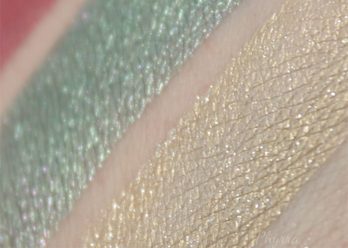 Aromaleigh Ukasima Swatch