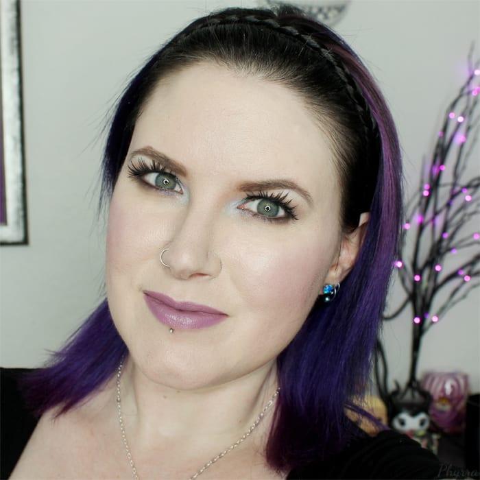 Wearing Lunatick Cosmetic Labs Bruja