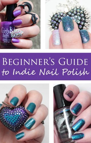 Beginner's Guide to Indie Nail Polish