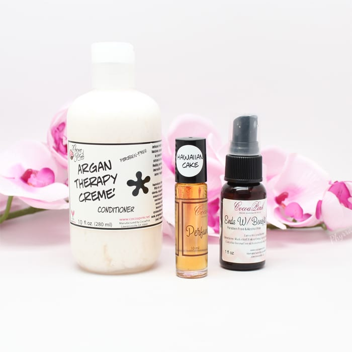 Best Cruelty Free Summer Scent by Cocoa Pink