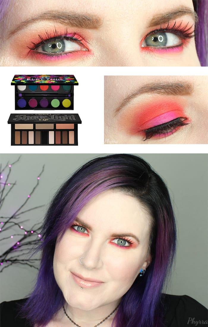 Bright Happy Neon Makeup Tutorial
