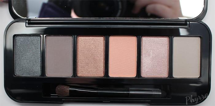 Buxom Customizable Eyeshadow Palettes