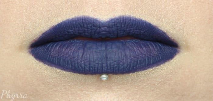 Kat Von D Everlasting Love Liquid Lipstick in Echo