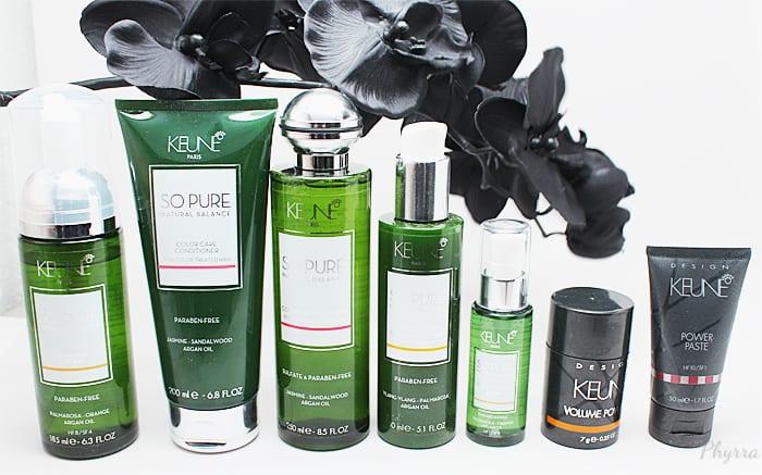 Keune Hair Products